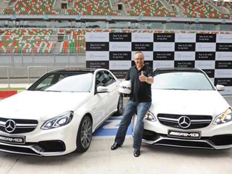 Mercedes E63 AMG launched