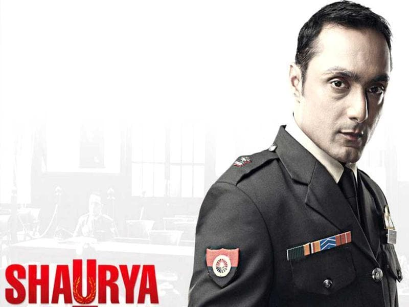 Rahul Bose featured in Shaurya (2007), a film about the court-martial of an army officer. He did complete justice to the Cruise-ish character from A Few Good Men.