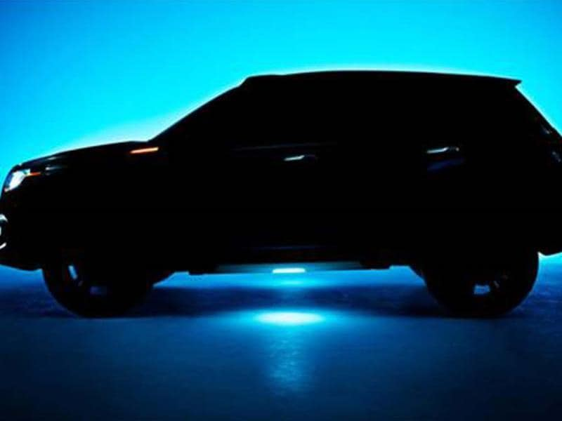 Suzuki iV-4 SUV concept revealed