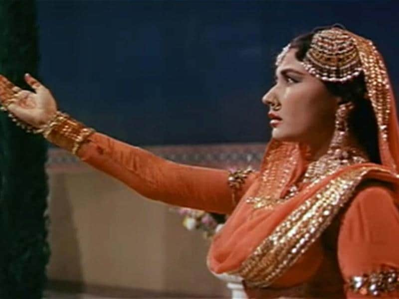 Meena Kumari won four Filmfare Best Actress Awards Baiju Bawra, Parineeta, Sahib Bibi Aur Ghulam and Kaajal.