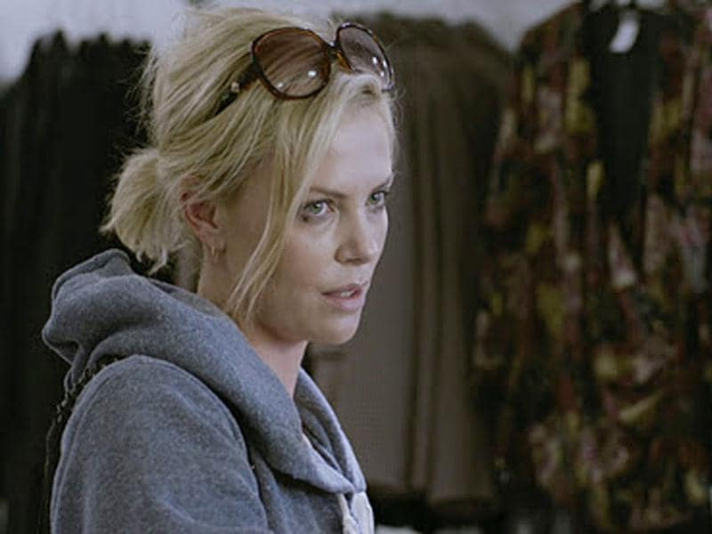 Charlize Theron played a promising role in Young Adult.