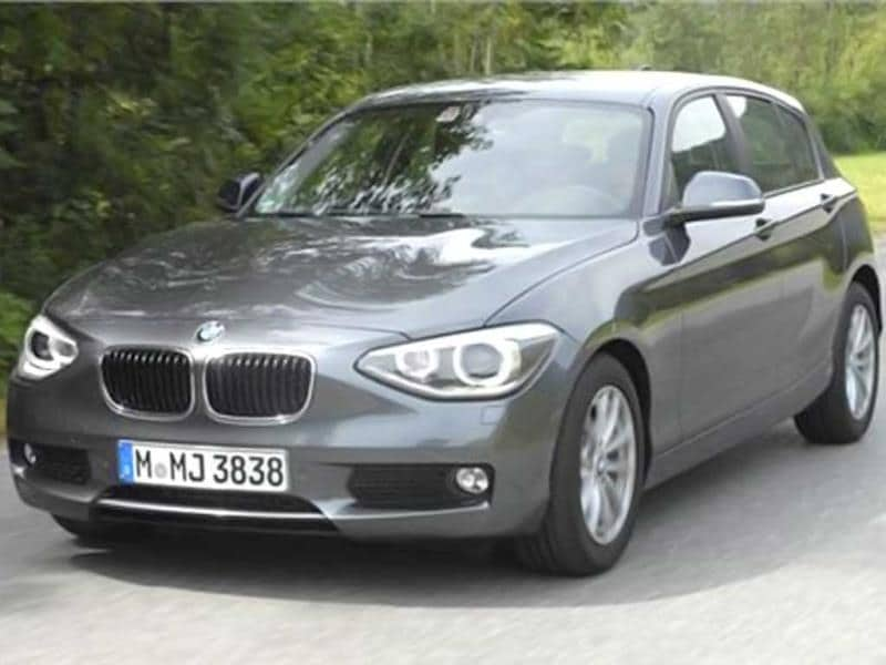 New BMW 1-series review, test drive