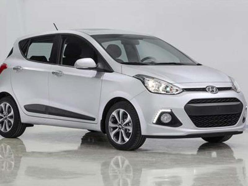 New 2014 Hyundai i10 revealed