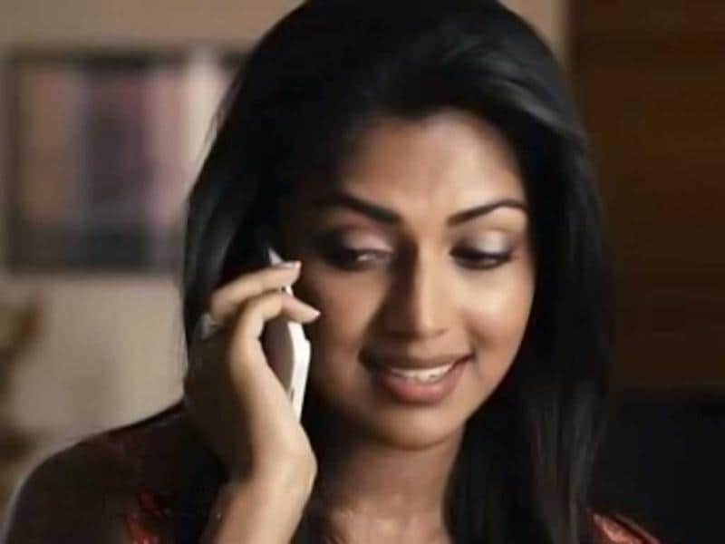 Amala Paul in a still from Thalaivaa