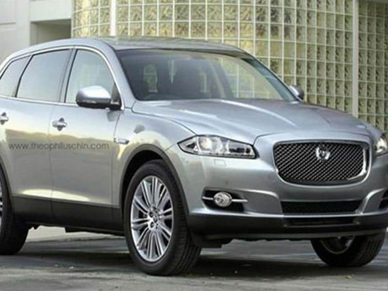 Jaguar confirms SUV for 2016