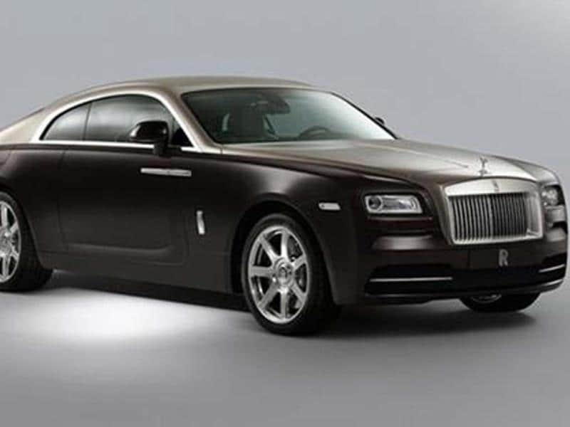Rolls-Royce set to launch Wraith August 23