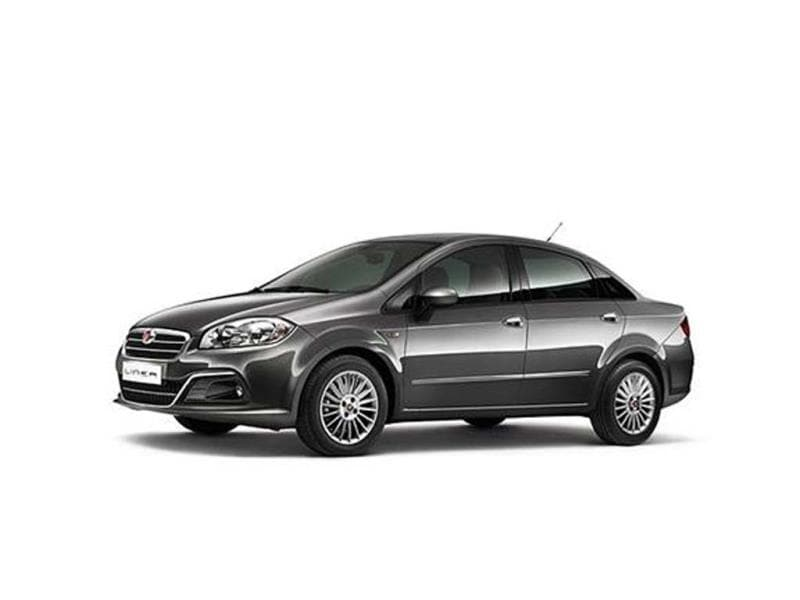 Fiat begins testing Linea facelift in India
