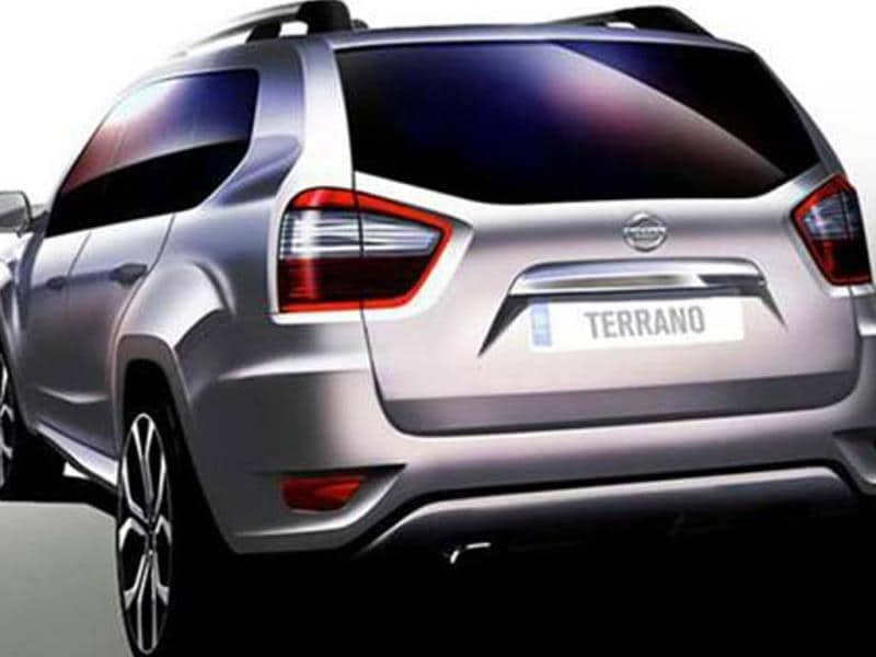 Nissan expecting Terrano to provide sales boost