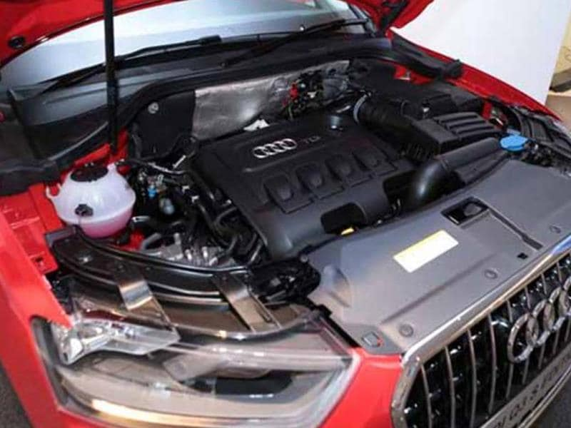 Power comes from a 2.0-liter diesel engine good for 140bhp.