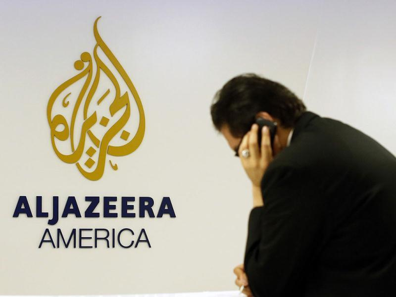 Al Jazeera America, a new 24-hour news channel was launched in the United States on Tuesday. (Reuters)