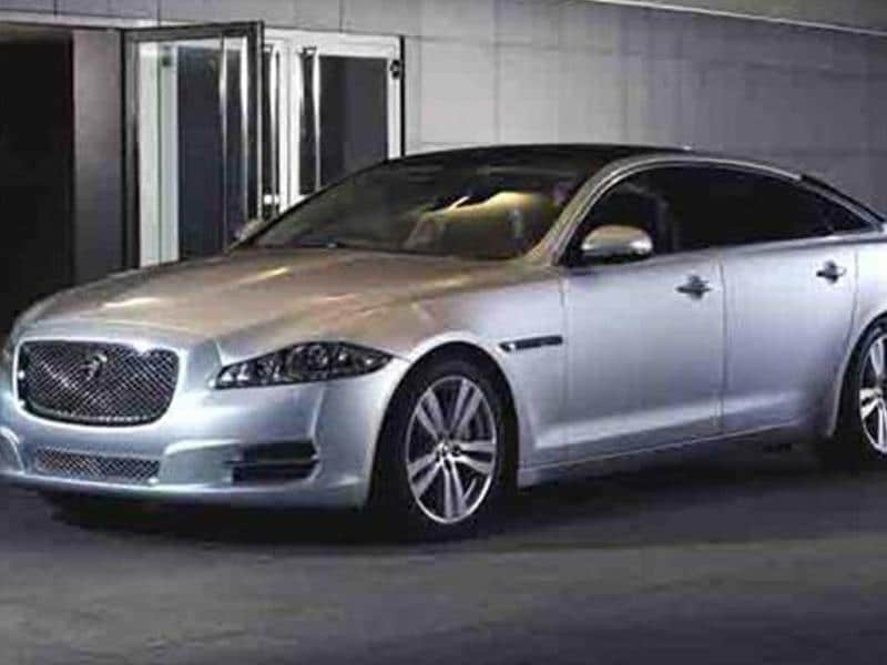 2014 Jaguar XJ revealed