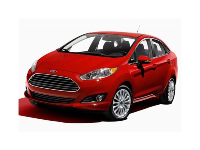Ford Fiesta facelift coming in 2014