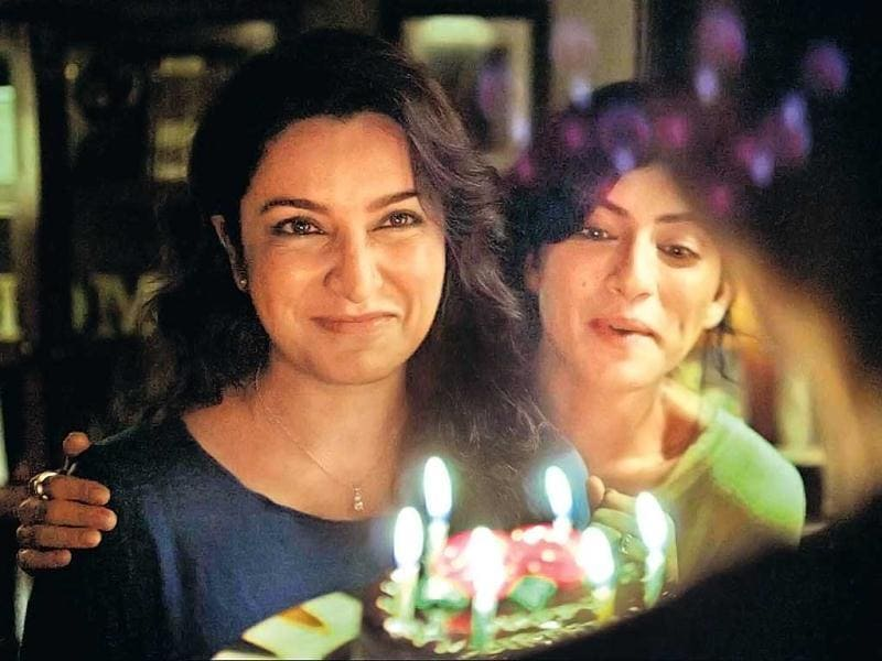 Tisca Chopra in a still from TV series 24.