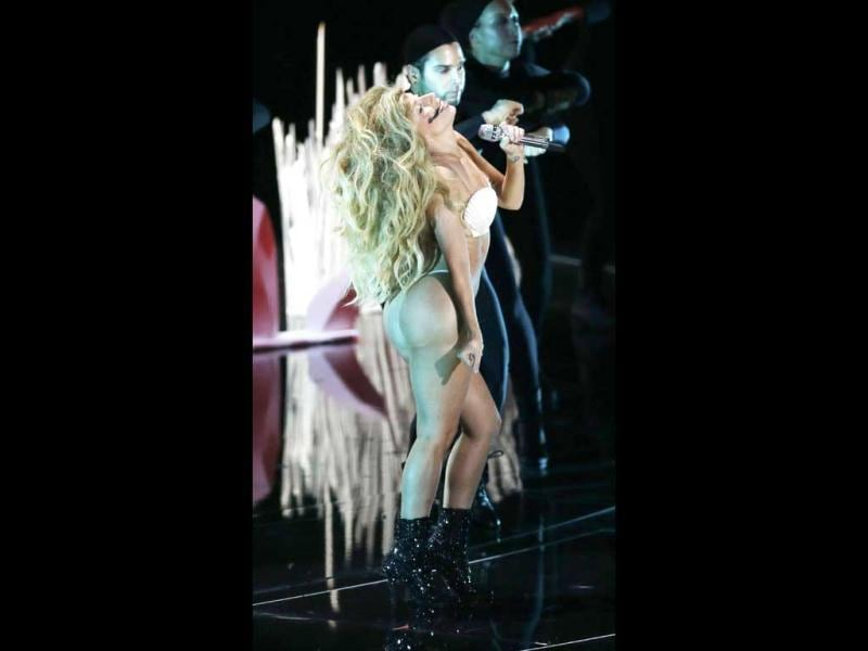 Gaga seems to have lost her edge. Unfortunately.