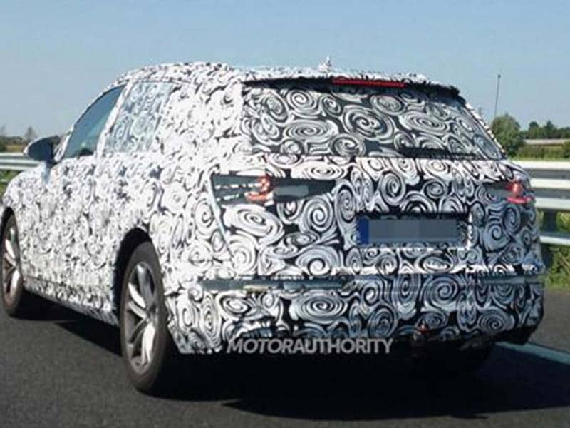 New Audi Q7 coming in 2015