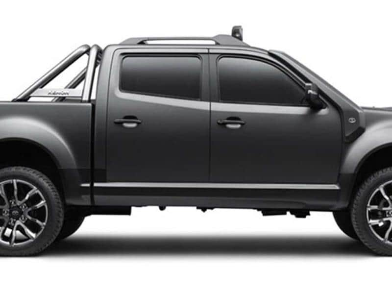 Tata Xenon Tough Truck concept photo gallery