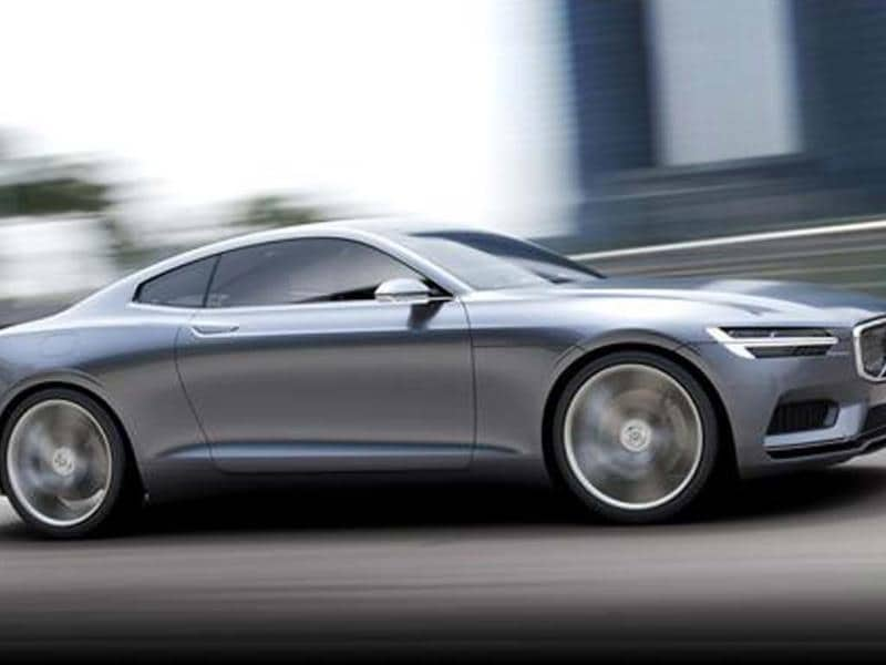 Volvo Concept C for Frankfurt debut