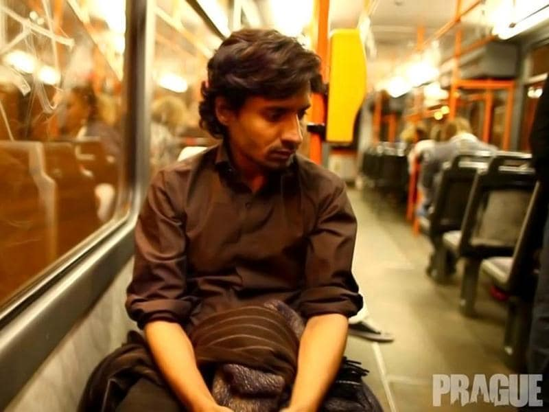 Prague, a psychological thriller, stars Chandan Roy Sanyal, Arfi Lamba, Mayank Kumar & Elena Kazan