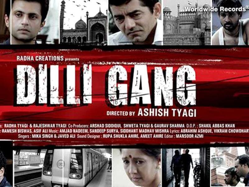 Dilli Gang is based on the segregated and lonely senior citizens, who are neglected by their own kids settled abroad. The film is inspired from many real incidents.