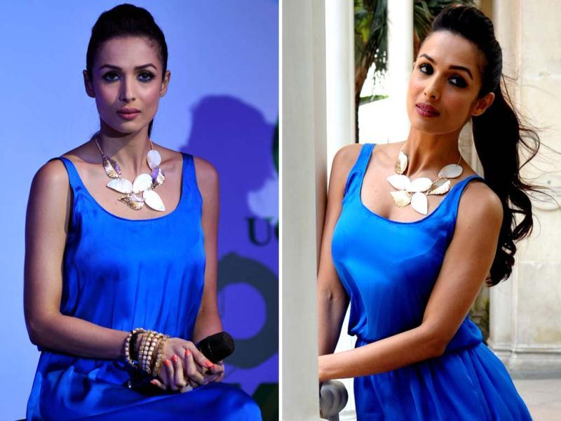 Malaika Arora Khan showed up at a charity event recently in Mumbai. And she posed for some stunning pictures.