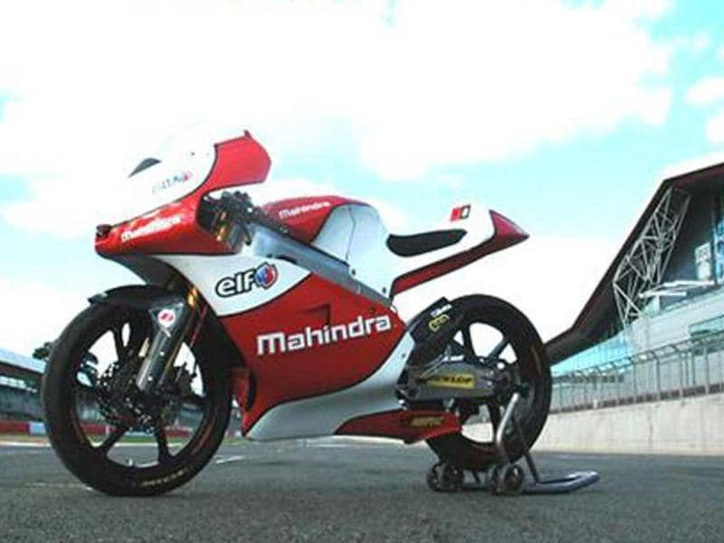 Mahindra Racing Moto3 bike review, test ride