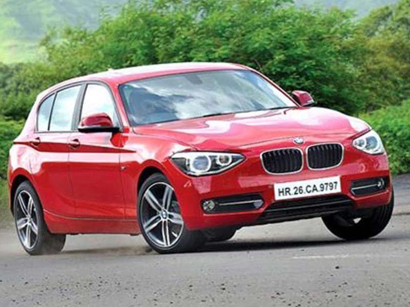 New BMW 1-series India review, test drive