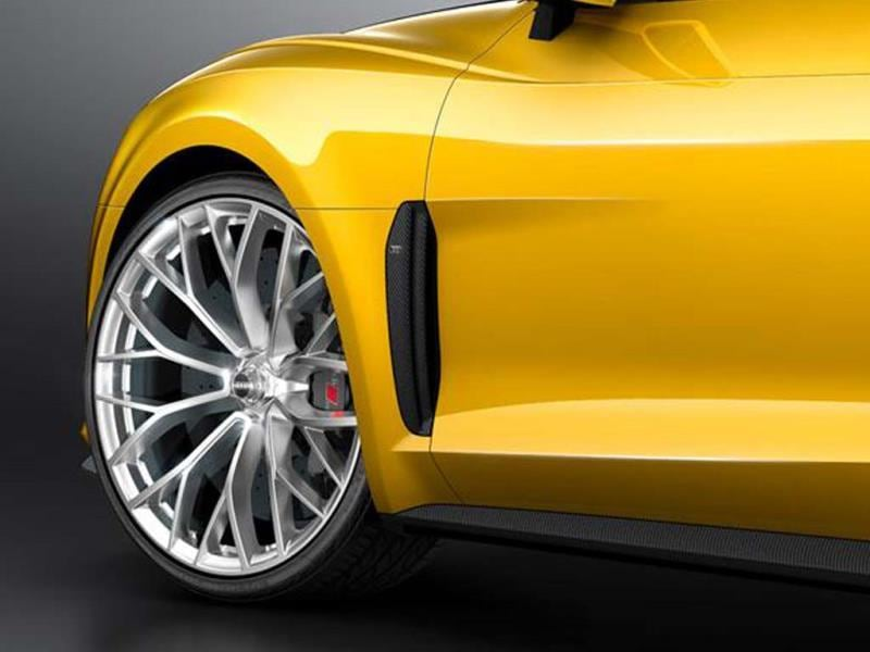 New Audi Sport Quattro concept photo gallery
