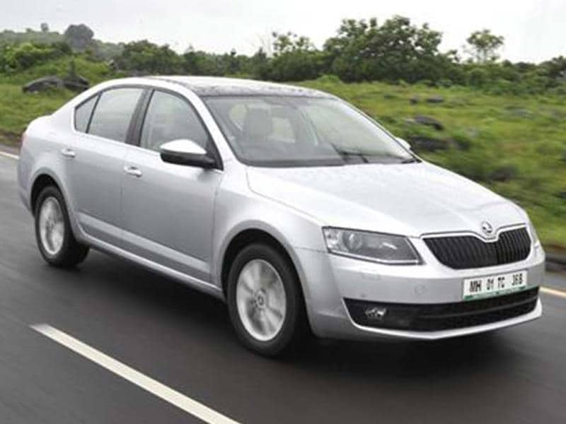 New 2013 Skoda Octavia review, test drive