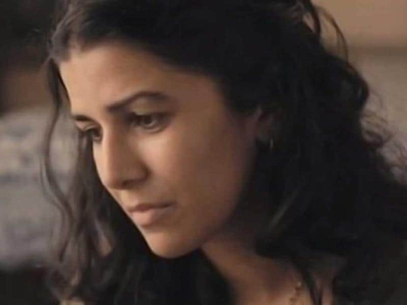 Nimrat looks pretty as a picture.