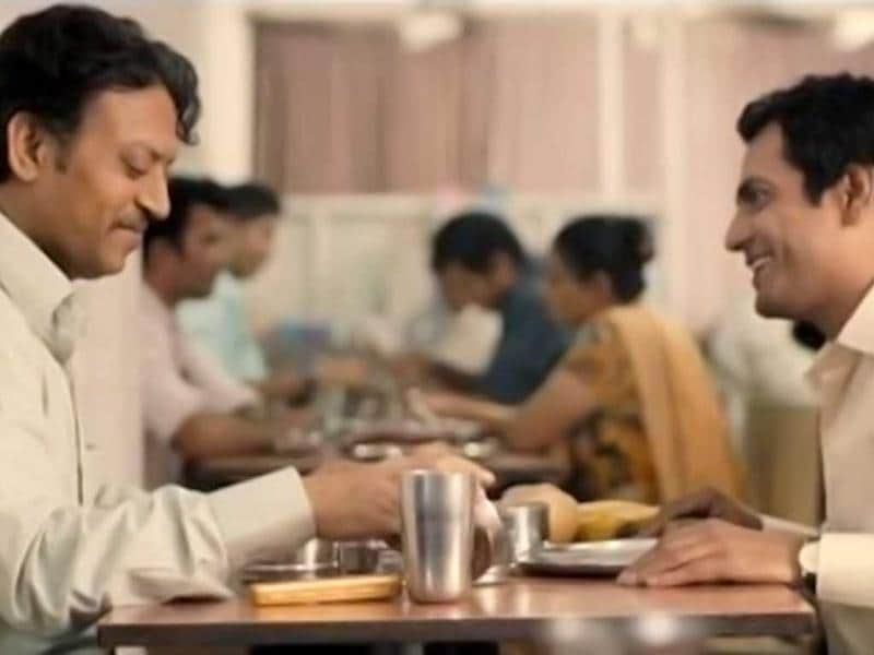 The Lunchbox is an internationally critically acclaimed film starring Irrfan Khan, Nimrat Kaur and Nawazuddin Siddiqui.
