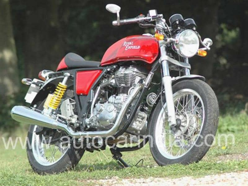 New Royal Enfield Continental GT review, test ride
