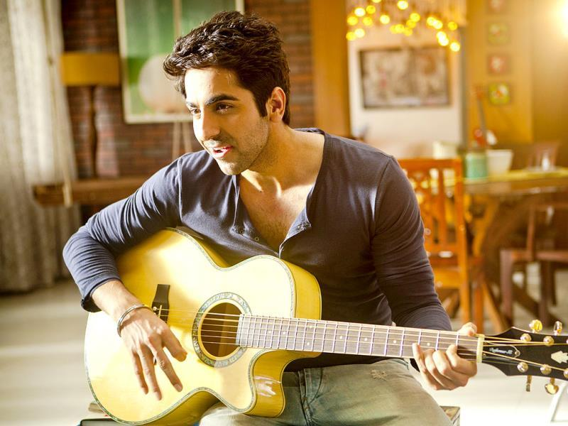 Ayushmann Khurrana says he has used less Punjabi words this time to ensure that more people understand the song O Heeriye.