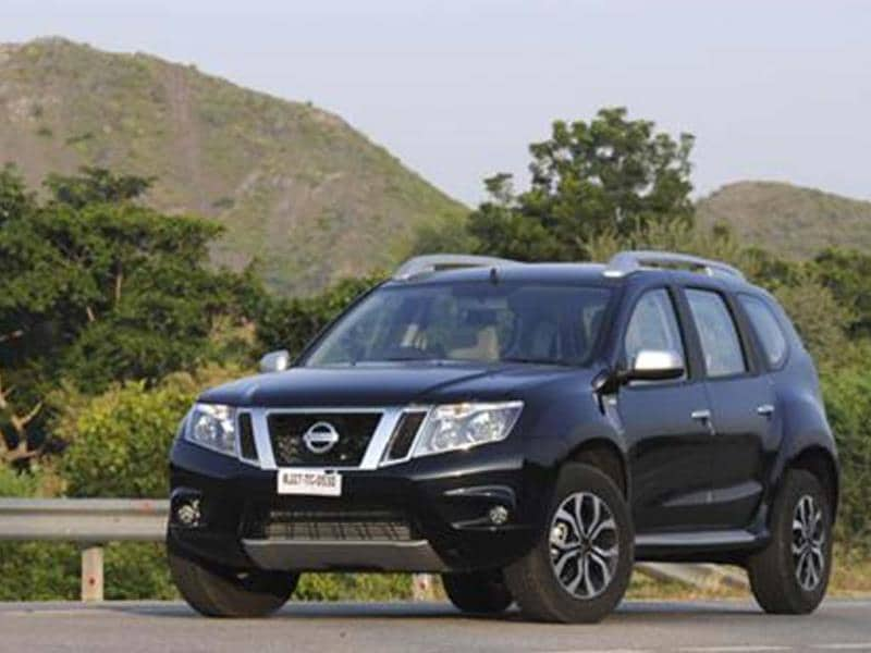 New 2013 Nissan Terrano review, test drive