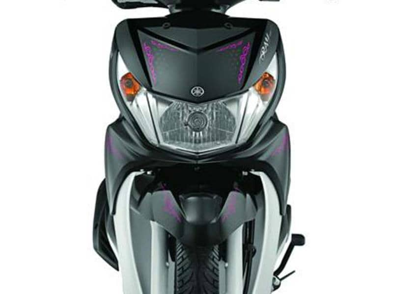 Yamaha Ray Precious Edition launched