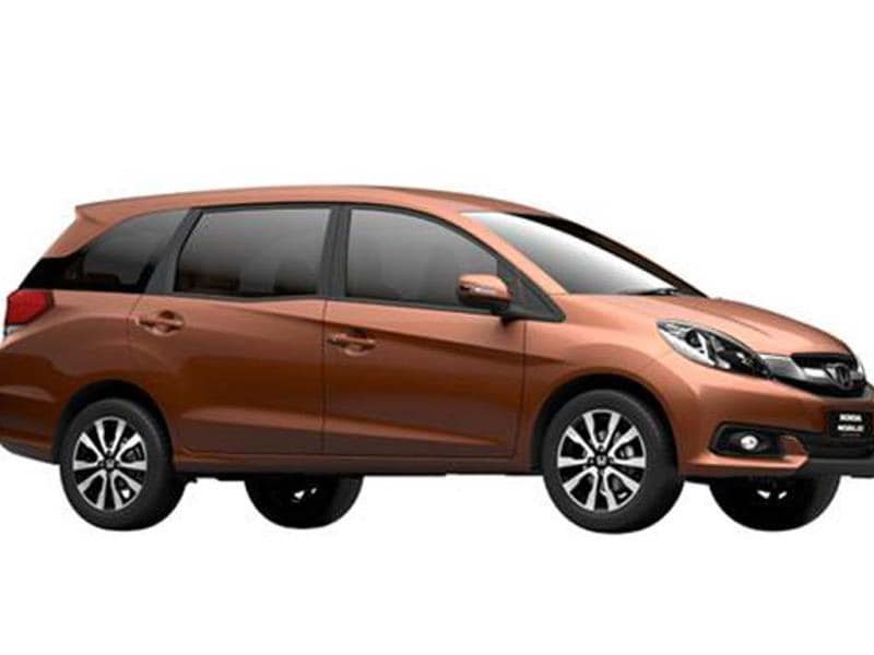 New Honda Mobilio MPV unveiled