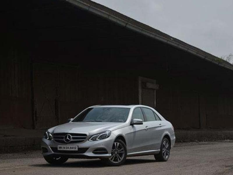 First drive – Mercedes-Benz E200 CGI