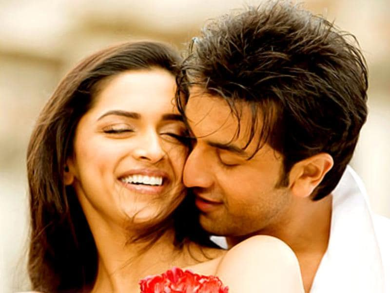In Bachna Ae Haseeno Ranbir turned into a Casanova-styled lover romancing Deepika, Bipasha and Minnisha. This was at the height of his romance with the Padukone belle.