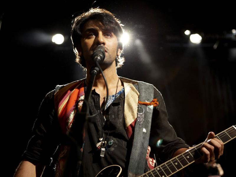 Possibly one of Ranbir's best, Rockstar unleashed a new side of him to the world.