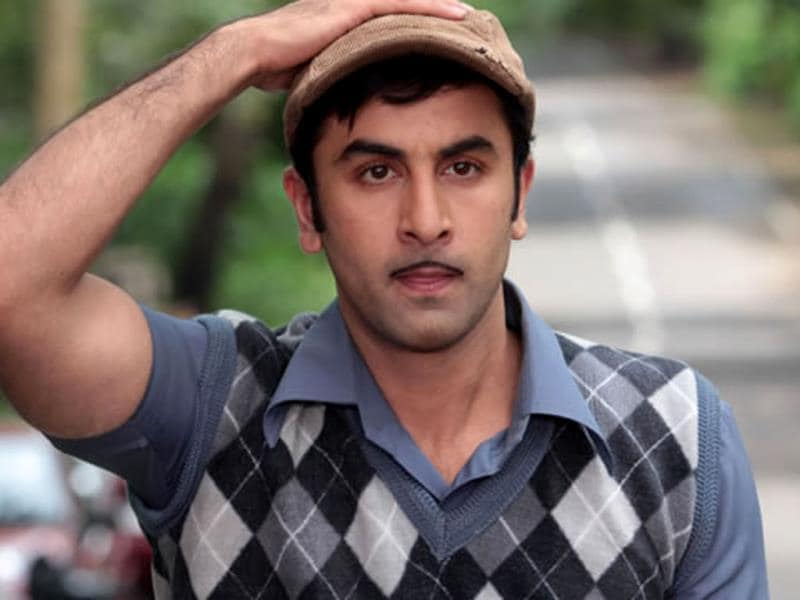Ranbir played a lovable speech and hearing-impaired character in Barfi!