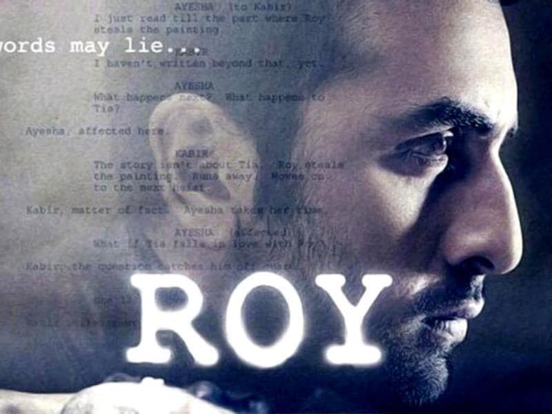 Ranbir's next film (post Besharam) is Roy. The film is in the post-production stage now.