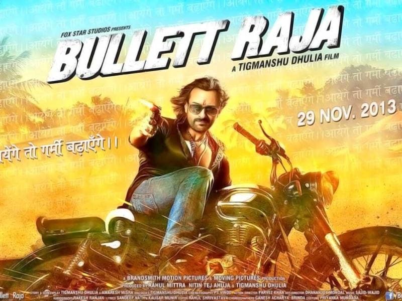 It's all about 'Bullett Raja'