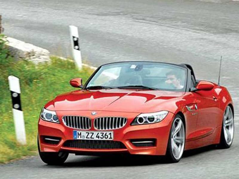 New BMW Z4 sDrive35is review, test drive