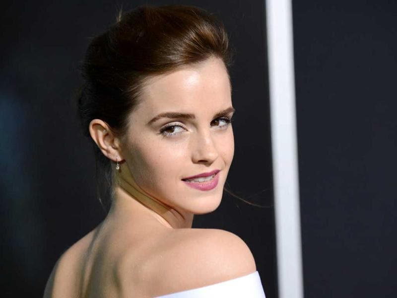 Actress Emma Watson attends the premiere of 'Gravity' at the AMC Lincoln Square Theaters in New York. (AP Photo)