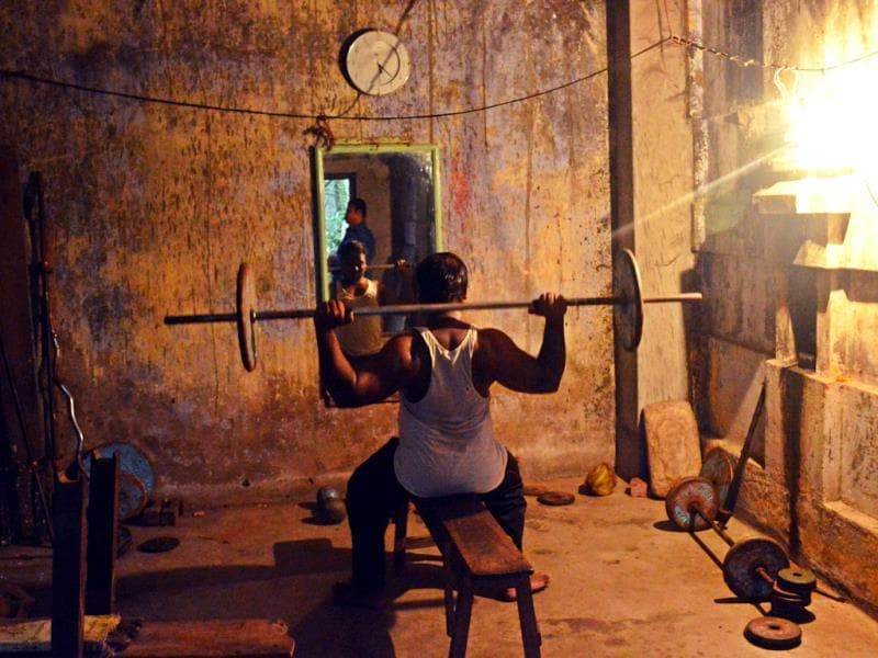 That's how you build some muscle (Photo: Lakshay Ghai)