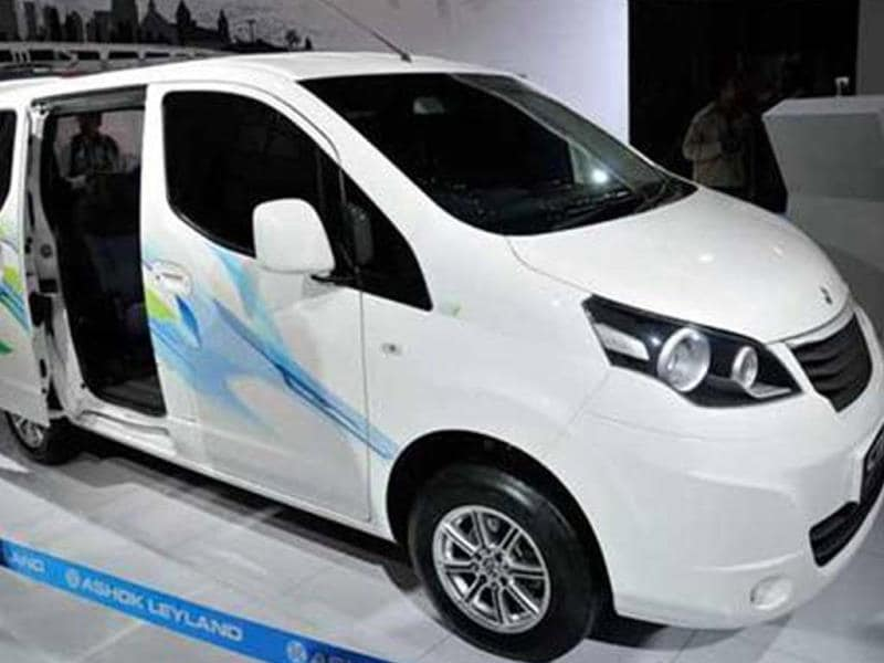 Ashok Leyland Stile MPV variants in detail