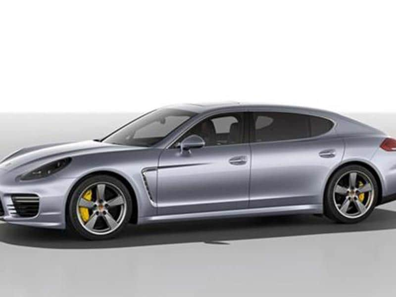 Porsche Panamera facelift launched at Rs. 1.19 crore