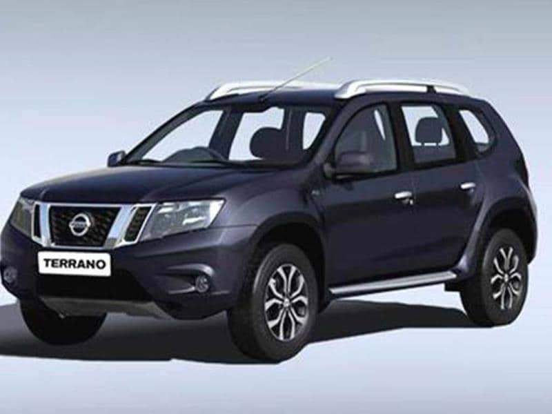 New Nissan Terrano SUV variant details