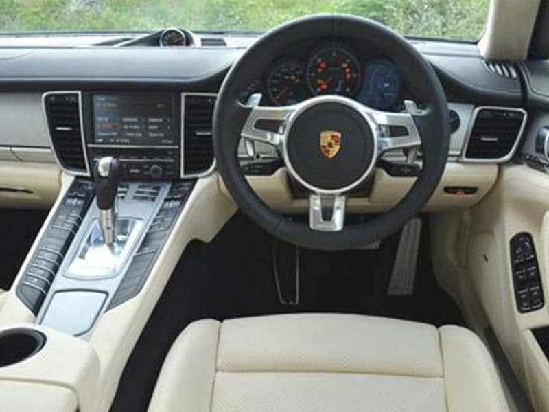 2013 Porsche Panamera review, test drive