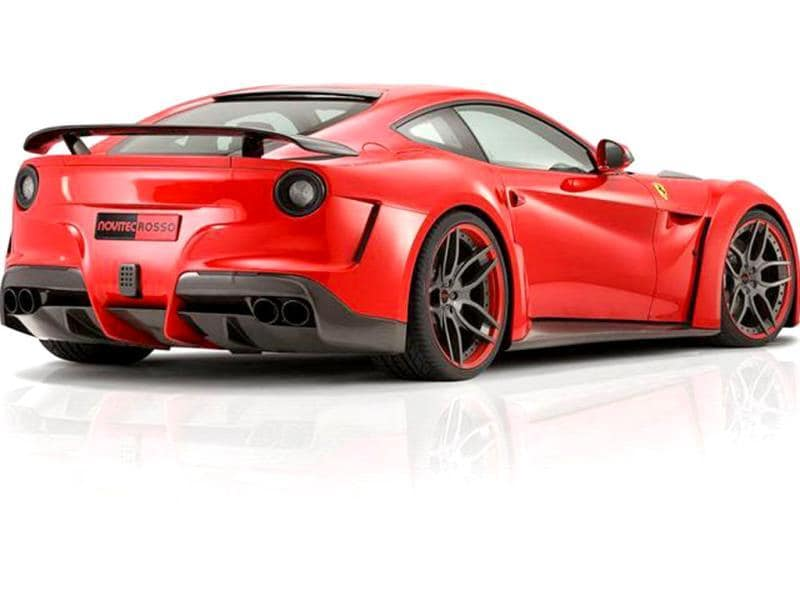 Novitec Rosso Ferrari F12 Berlinetta N-Largo photo gallery