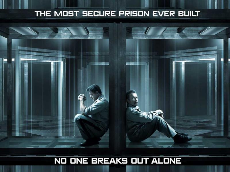 Escape Plan is an action thriller starring Sylvester Stallone, Arnold Schwarzenegger, Jim Caviezel, 50 Cent, Vinnie Jones, Vincent D'Onofrio, and Amy Ryan. The famous duo team up to escape an impenetrable prison.